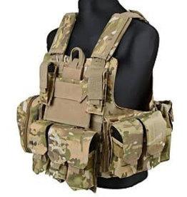 GFC Tactical CIRAS Maritime Tactical Vest - Multicam