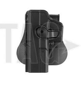 IMI Defense Glock 17/22/28/31 Holster Black links handig