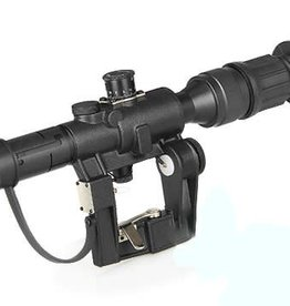 Camaleon SVD 4X26 AK rifle scope