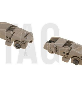 FMA FBUS Gen 2 Sights dark earth