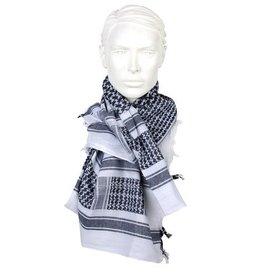 Hartmann PLO sjaal Zwart-wit