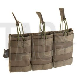 Invader Gear 5.56 Triple Direct Action Mag Pouch Ranger Green