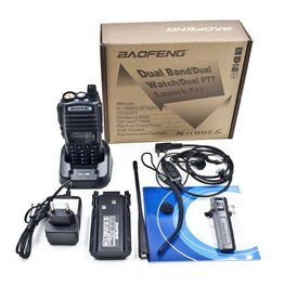 Baofeng UV-82 Double PTT Button two way radio Dualband