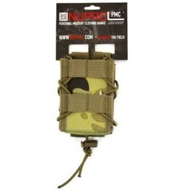 Nuprol PMC Rifle Open Top Pouch -NP Camo