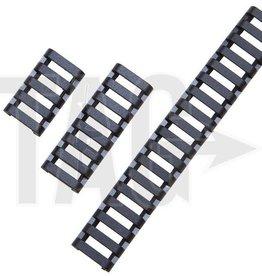 Elements Low Profile Rail Cover Black