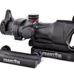 Phantom Tactical Red Dot ACG w/Mount (Black) m3009