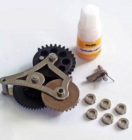 Modify Modular Gear Set 7mm Ver.2/Ver.3, Speed 16.32:1