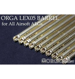 Orga 05LEX 6.05mm AEG Barrel (407mm)