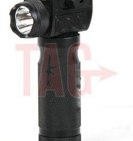 TAG-GEAR Tactical Quick Detachable Vertical Grip Flashlight