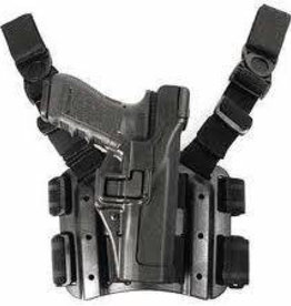 TAG-GEAR Blackhawk Style CQB Holster Set Black, 1911