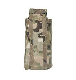 Warrior Assault Systeem MOLLE SlimLine Foldable Dump Pouch (MULTICAM)