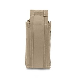 Warrior Assault Systeem MOLLE Slimline Foldable Dump Pouch (COYOTE TAN)
