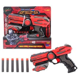 SERVE & PROTECT SHOOTER BASIC 23CM + 6 PIJLEN  68