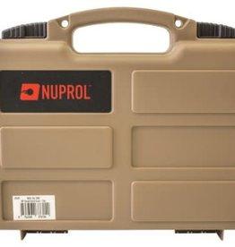 Nuprol NuProl Small Hard Case - TAN