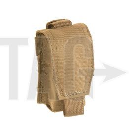 Invader Gear Single 40mm Grenade / Smoke Pouch Coyote