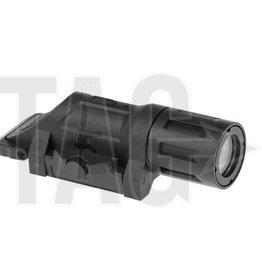 TAG-GEAR Pistol Flashlight Black NE 04019