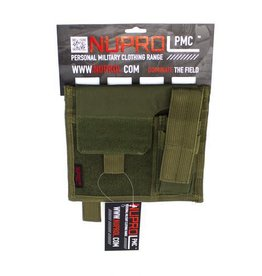 Nuprol NP PMC ADMIN POUCH - Green