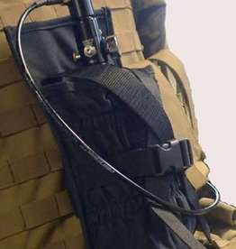 Tippmann Bottle pouch molle systeem black