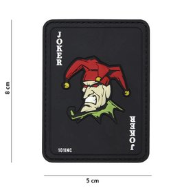 101 inc Copy of Joker PVC patch coyote