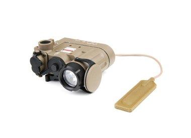 PEQ met IR laser
