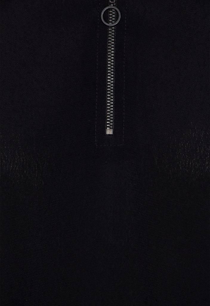 GSUS Polo Collar Dress