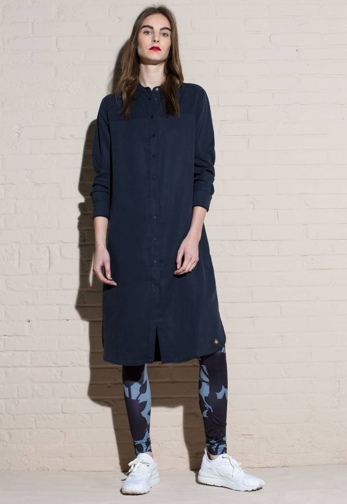 GSUS Helena Pique Shirt Dress
