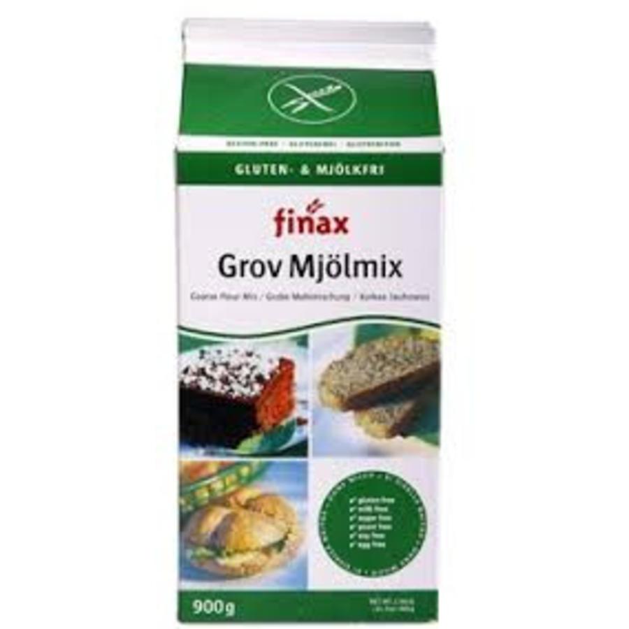 Broodmix bruin (Groen pak)