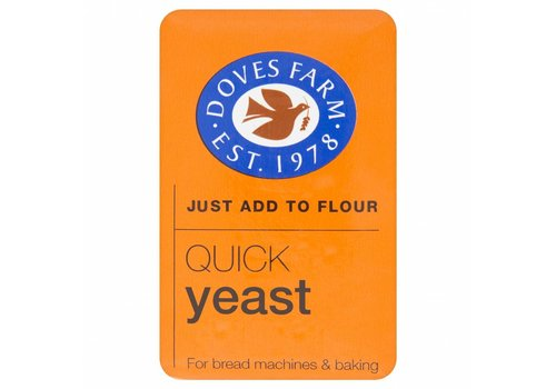 Doves Farm Instant Gist 125g