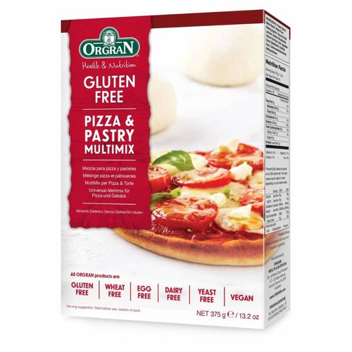 Orgran Pizza & Pastry Multimix