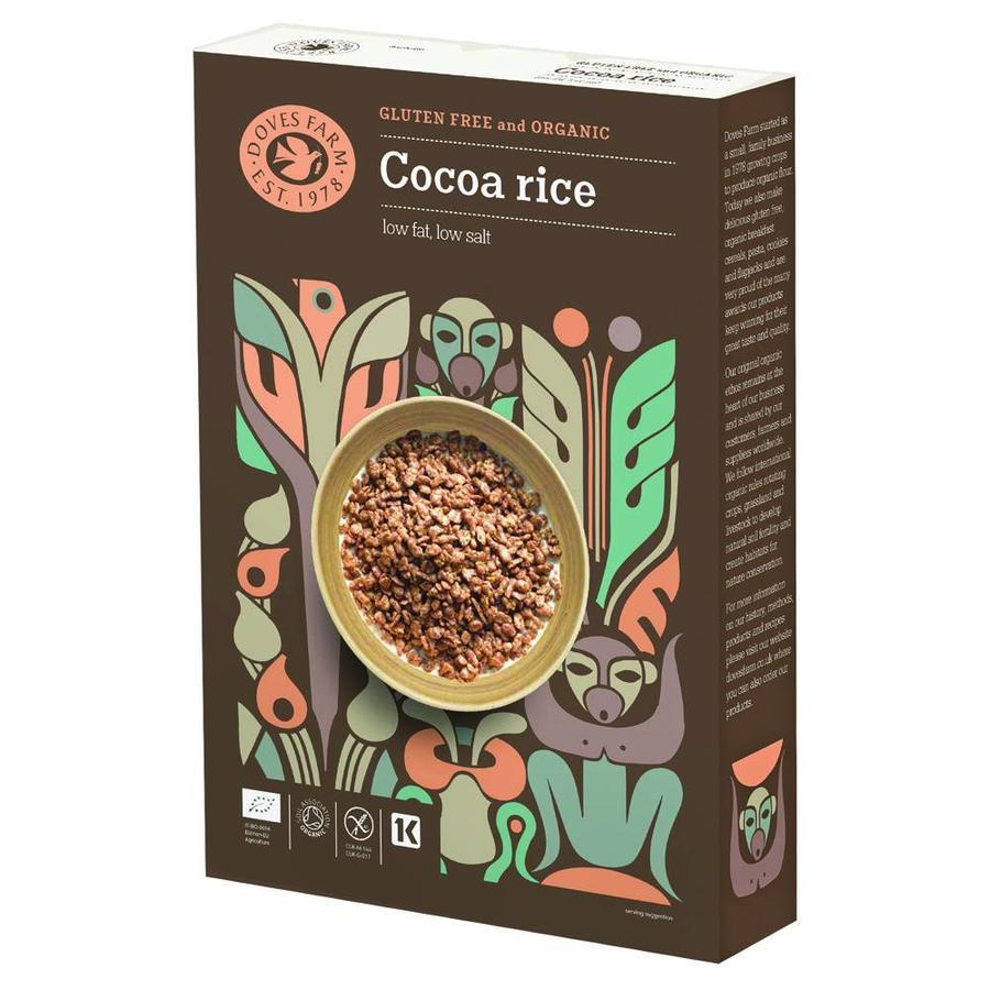 Cocoa Rice Biologisch