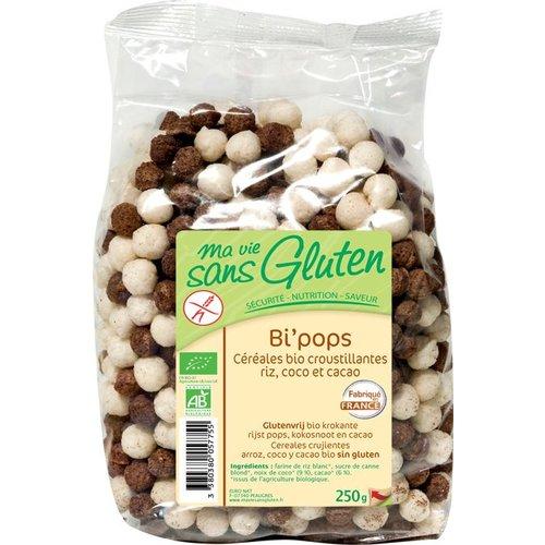 Ma Vie Sans Gluten Bi'Pops Biologisch