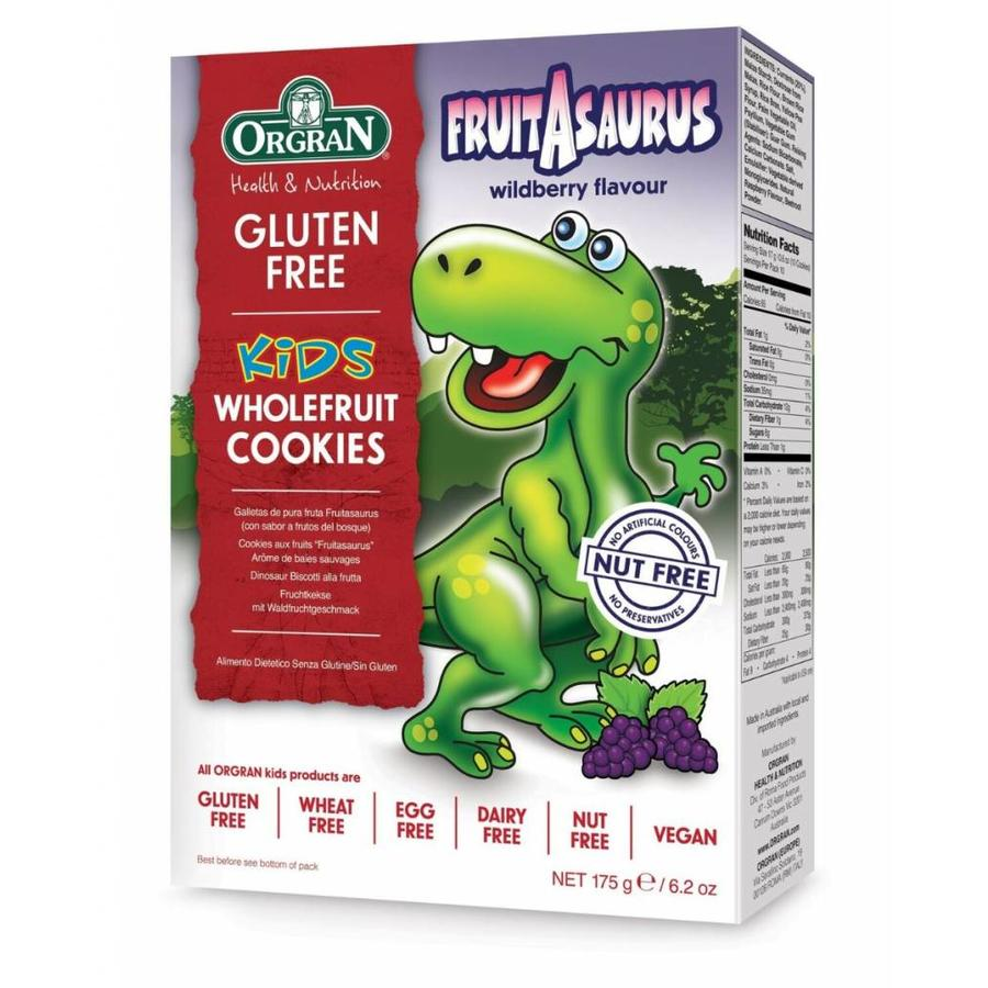 FruitAsaurus Cookies