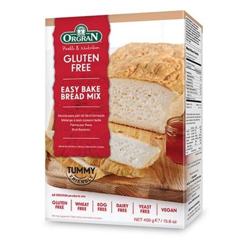 Orgran Easy Bake Broodmix