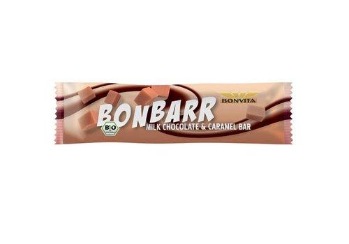 Bonvita Bonbarr Melkchocolade met Caramel Biologisch