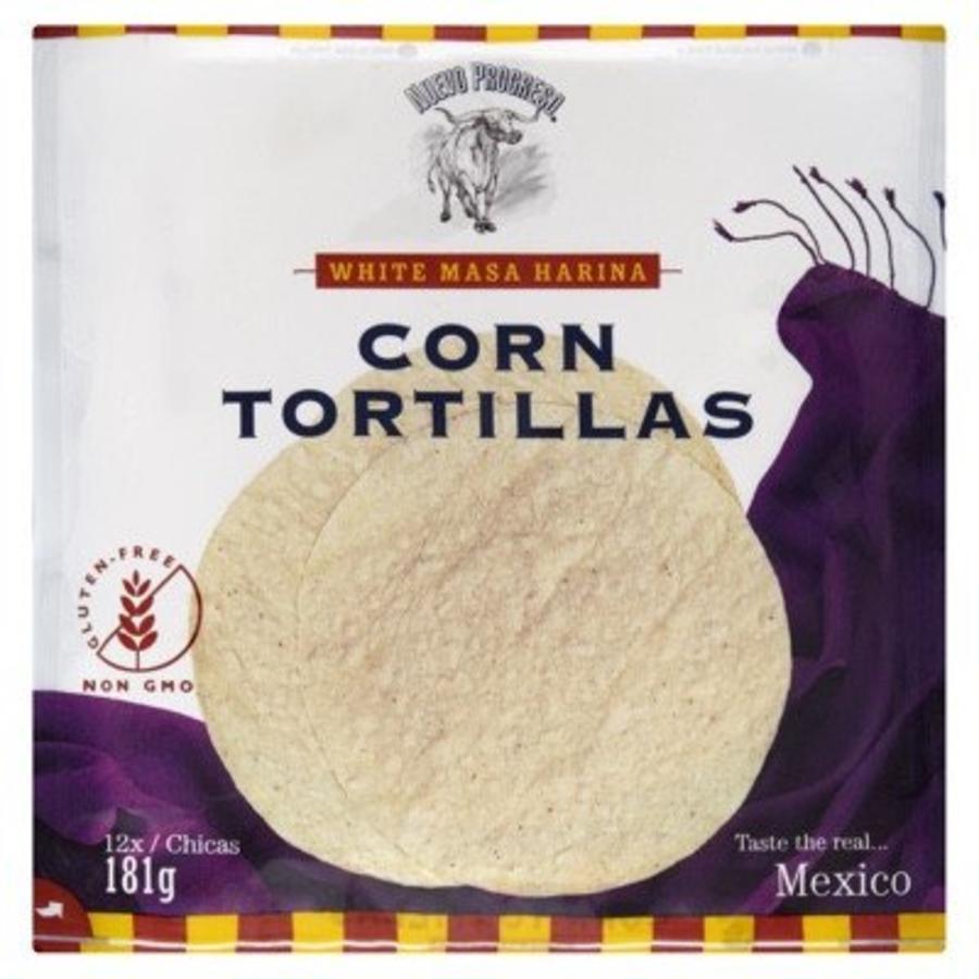 Tortillas 12 Stuks