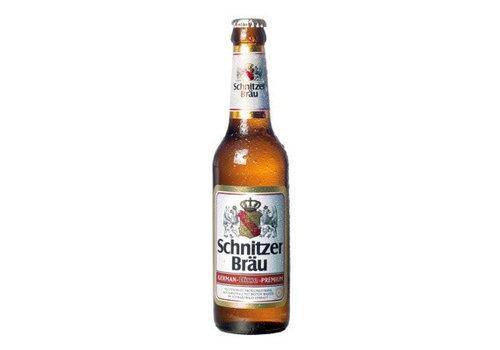 Schnitzer Bräu Bier - Sixpack Biologisch
