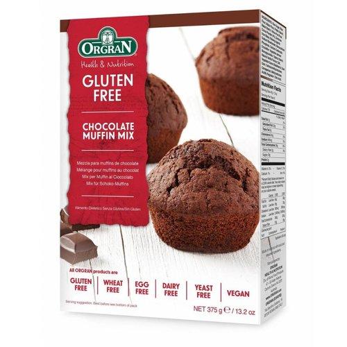 Orgran Chocolade Muffinmix (THT 26-9-2018)