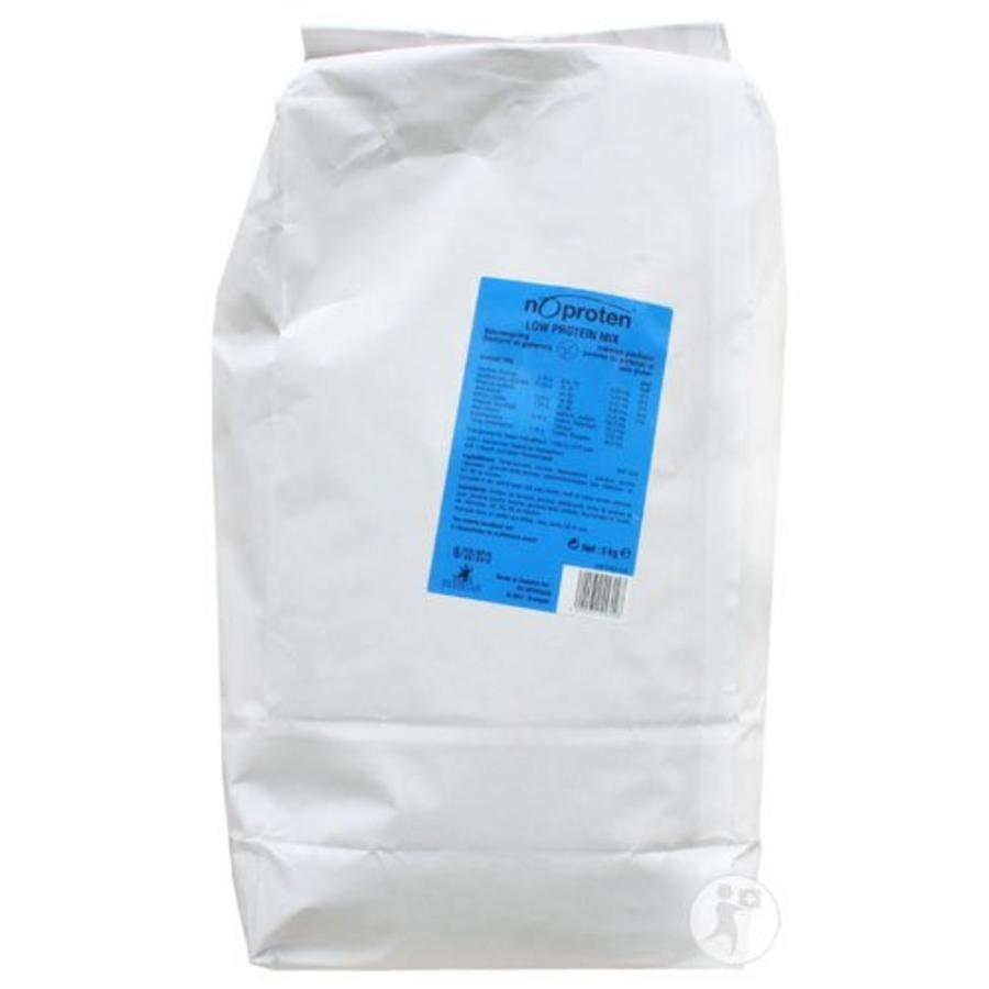 Broodmix eiwitarm 25 kilo