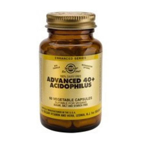 Solgar Advanced 40+ Acidophilus (60 capsules)