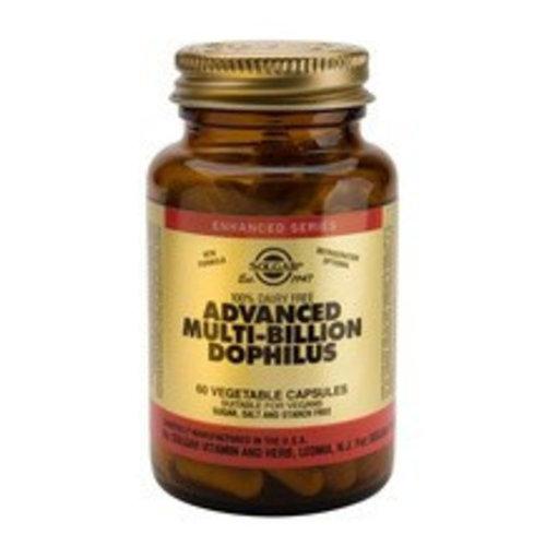 Solgar Advanced Multi-Billion Dophilus (60 capsules)
