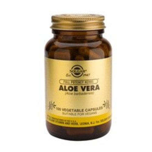 Solgar Aloe Vera (100 capsules)