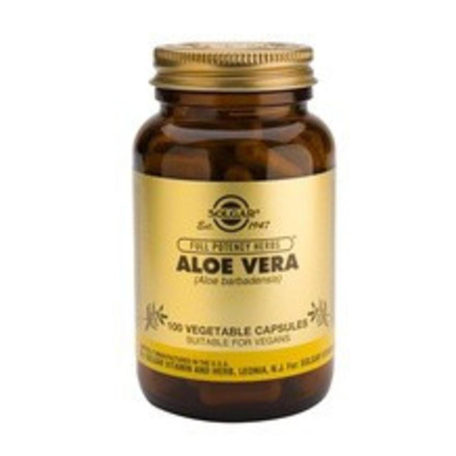 Aloe Vera (100 capsules)