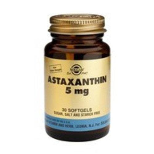 Solgar Astaxanthin 5 mg (30 softgels)