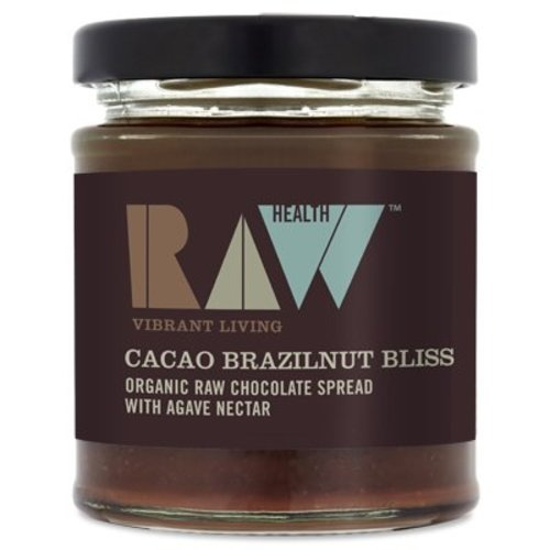 Raw Health Cacao Brazilnut Chocolate Spread Biologisch