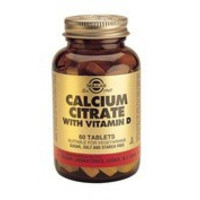 Calcium Citrate met Vitamine D-3 (60 tabletten)