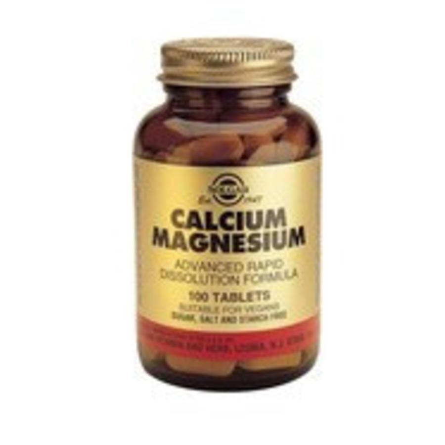 Calcium / Magnesium (100 tabletten)