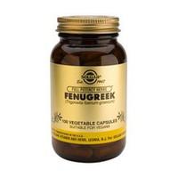 Fenugreek (Fenegriek) (100 capsules)