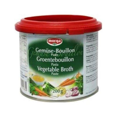 Morga Groentebouillon Pasta Biologisch