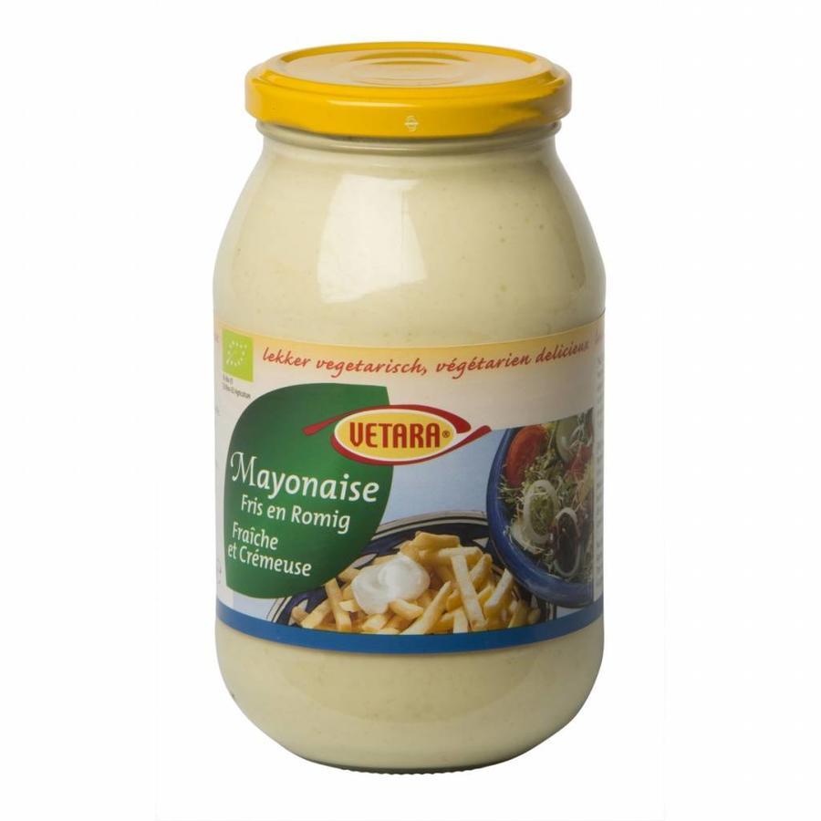 Mayonaise Fris & Romig Biologisch