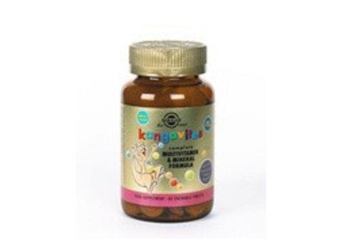Solgar Kangavites Bouncing Berry (60 Kauwtabletten)